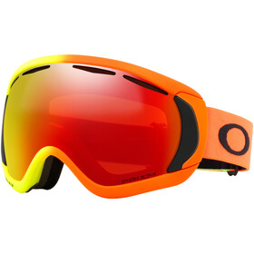 Oakley Canopy Goggles red/colourful